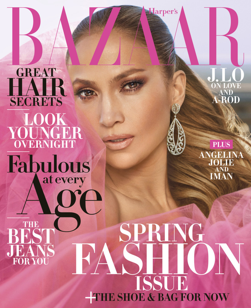 Harper's BAZAAR April 2018_NS Cover