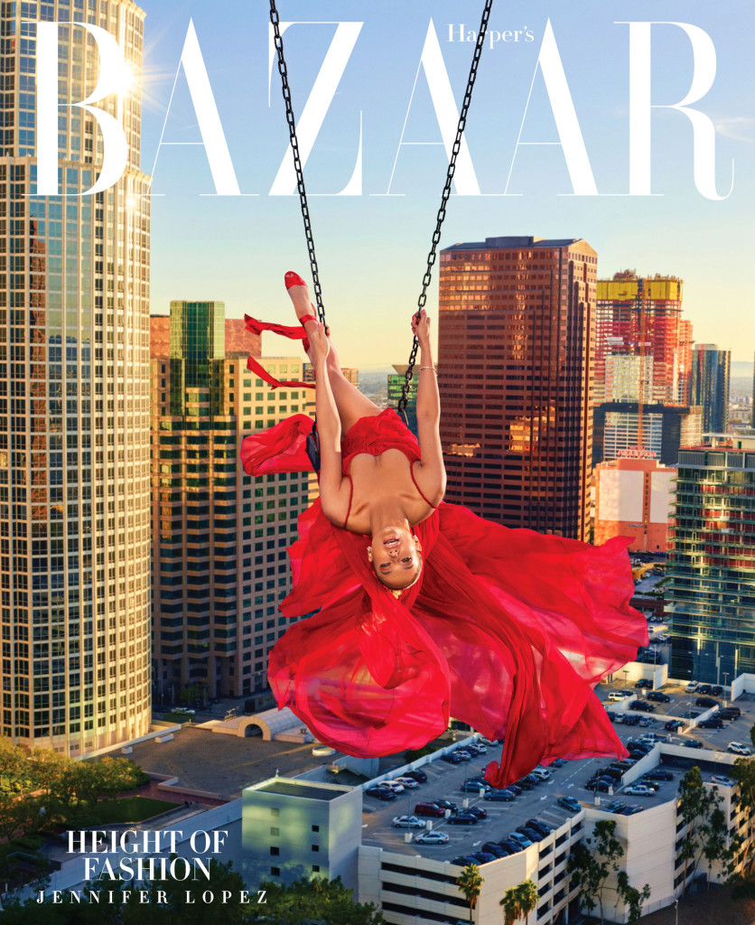 Harper's BAZAAR April 2018_SUB Cover