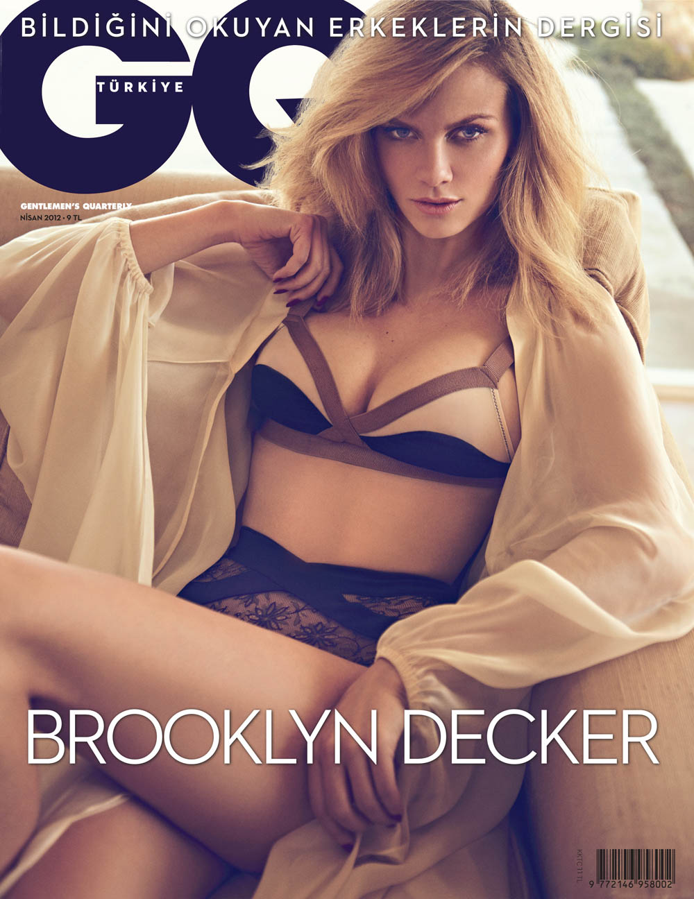 BROOKLYN DECKER | GQ