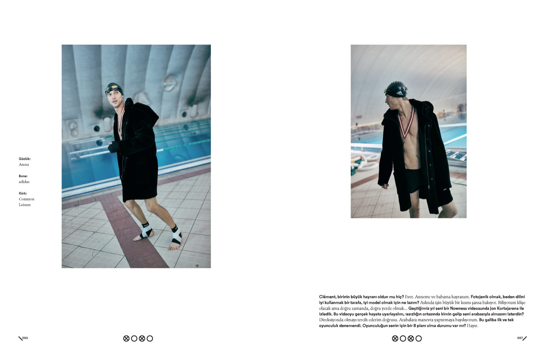 CLEMENT FOR XOXO THE MAG