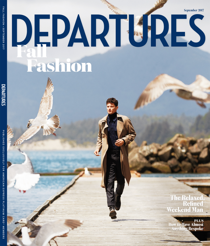 DEPARTURES FALL FASHION