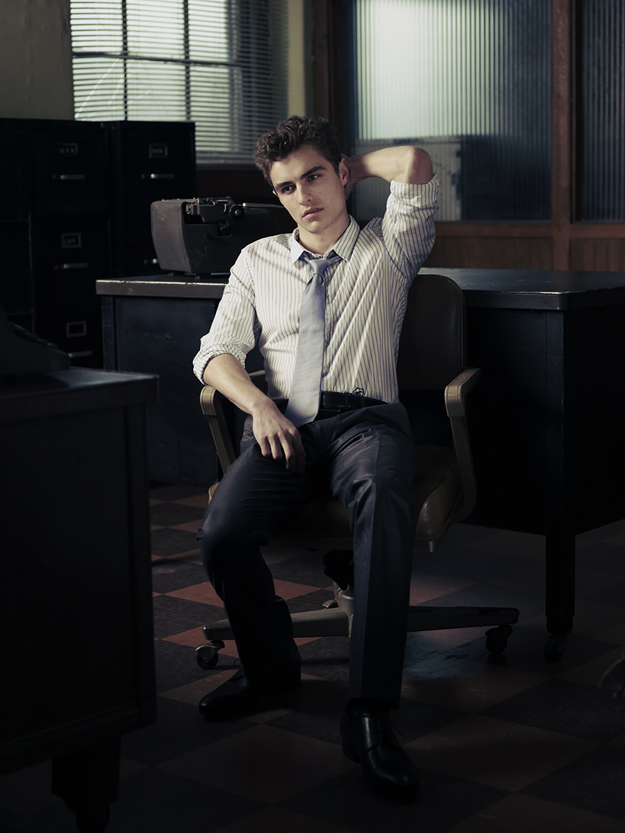 DAVE FRANCO FOR GRAZIA