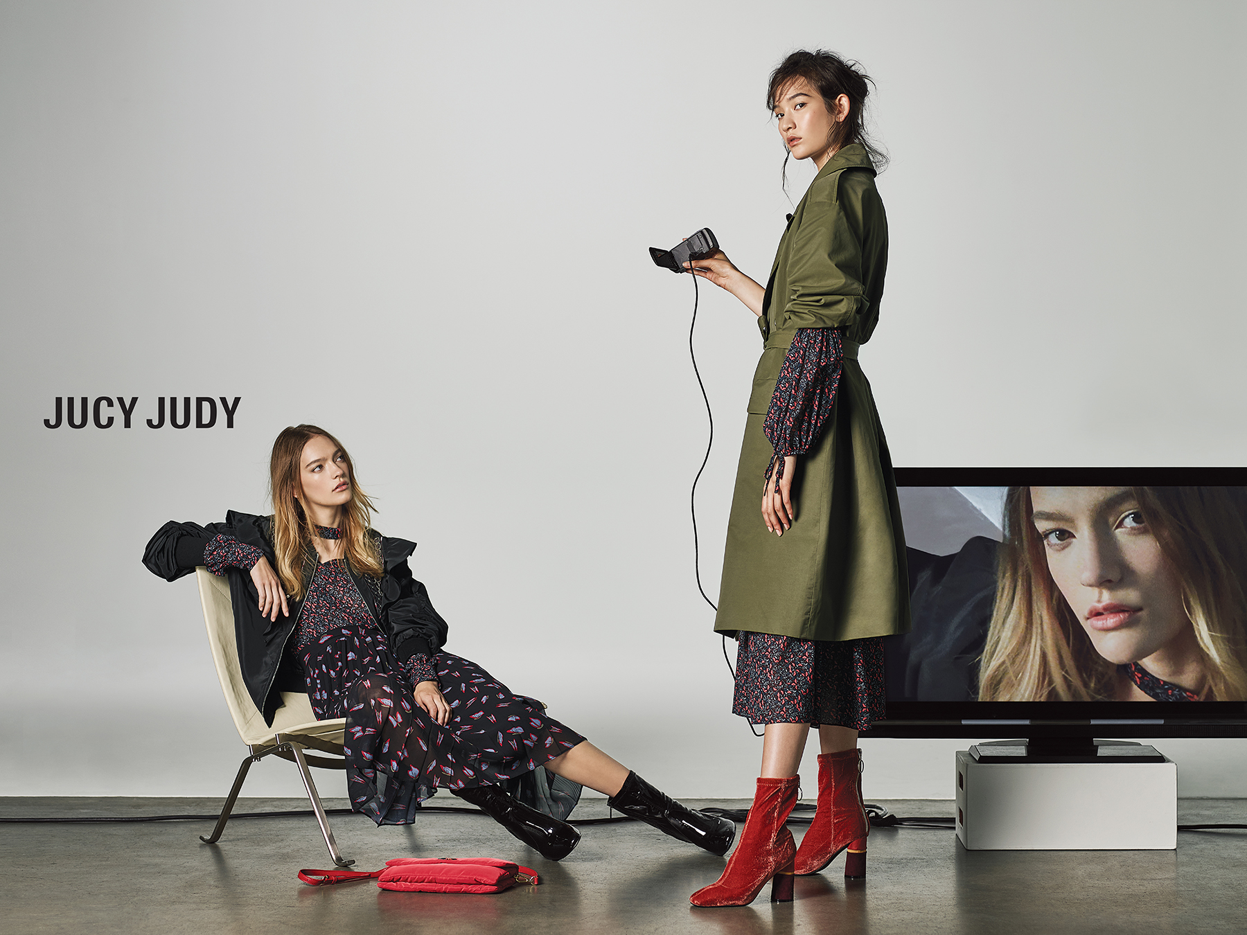 JUCY JUDY CAMPAIGN FW17