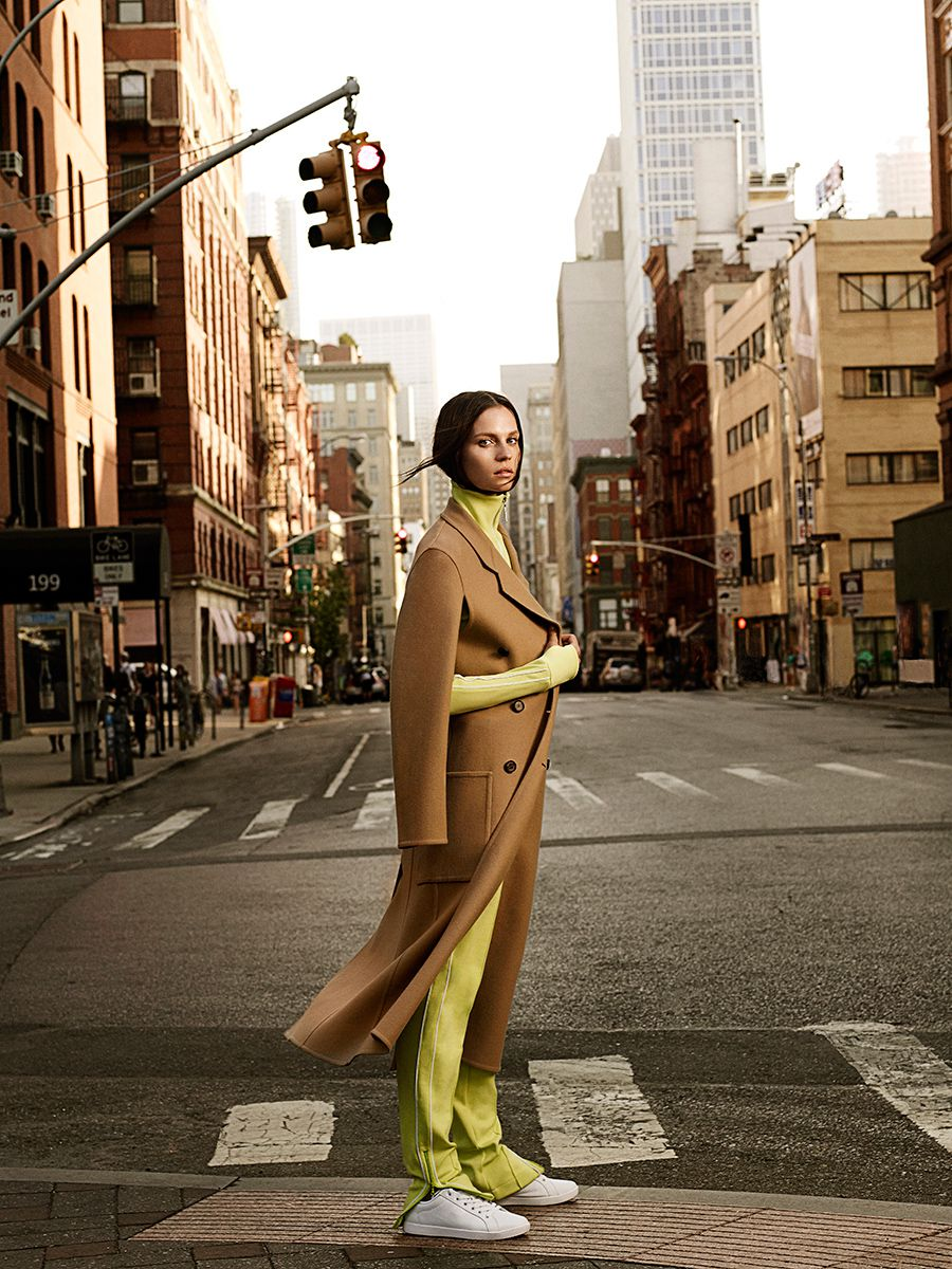 NY COLLECTIONS FOR ELLE GERMANY