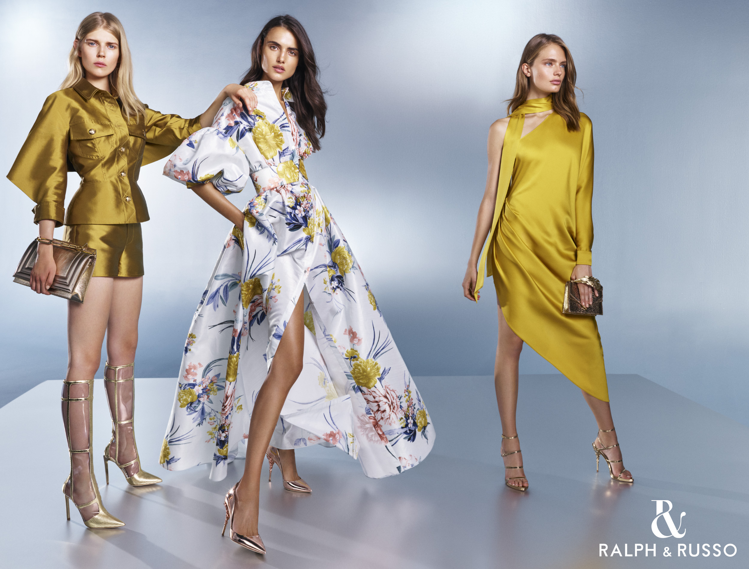 RALPH & RUSSO CAMPAIGN SS18