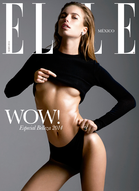 COVER STORY | ELLE MEXICO