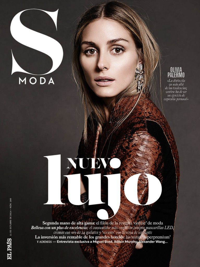 OLIVIA PALERMO FOR SMODA