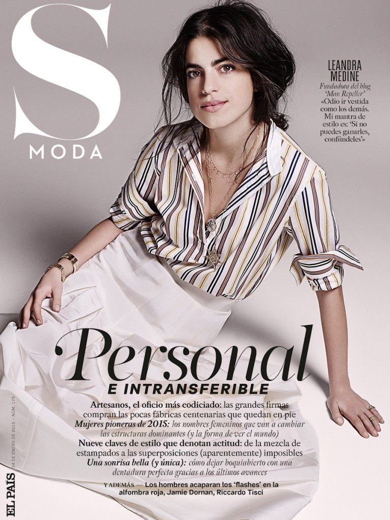 LEANDRA MEDINE FOR SMODA