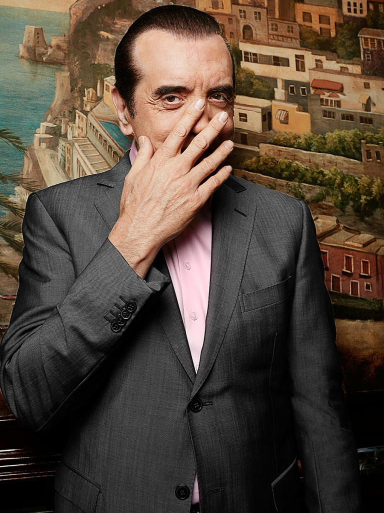 CHAZZ PALMINTERI FOR TAPAS