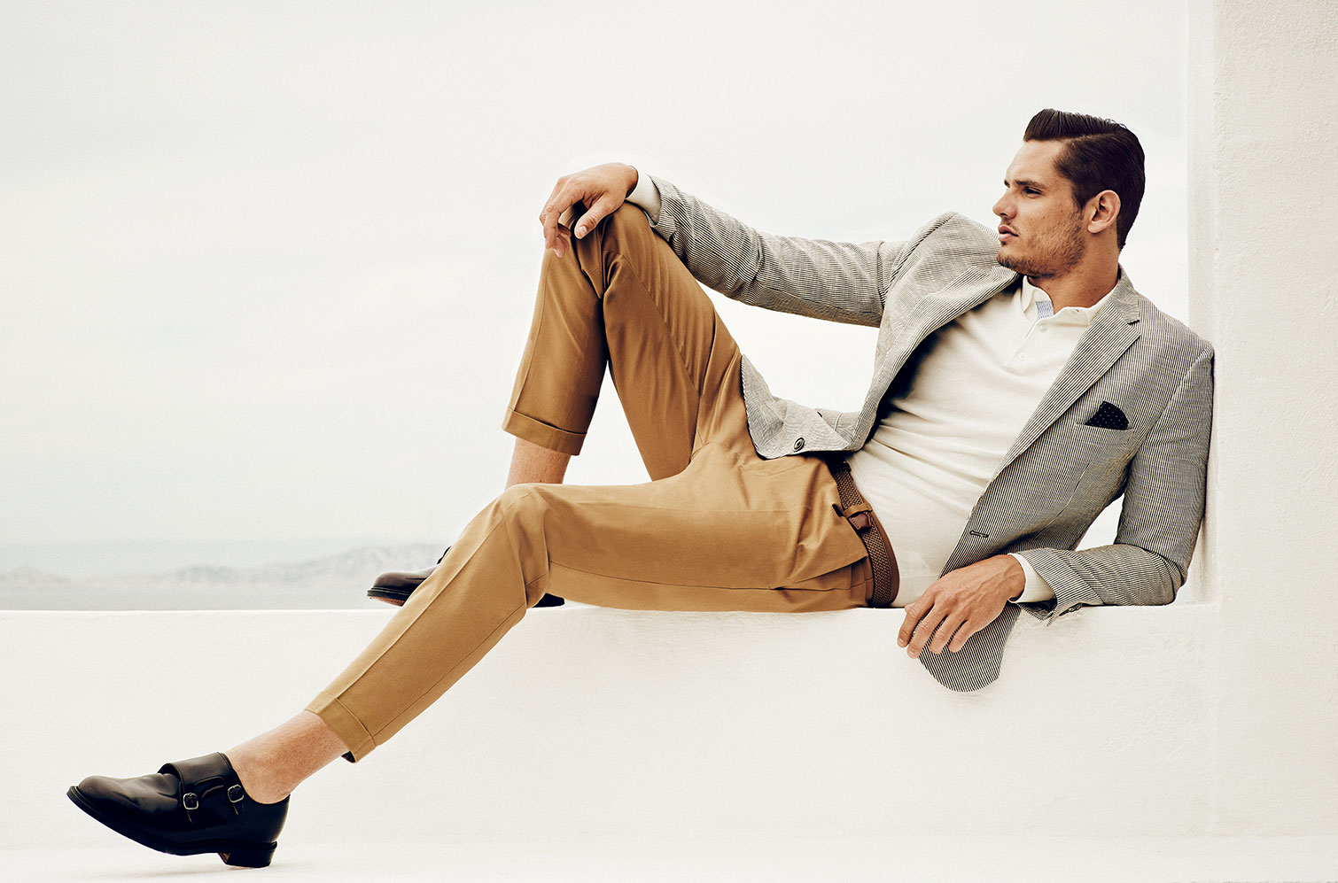 FLORENT MANAUDOU FOR GQ FRANCE
