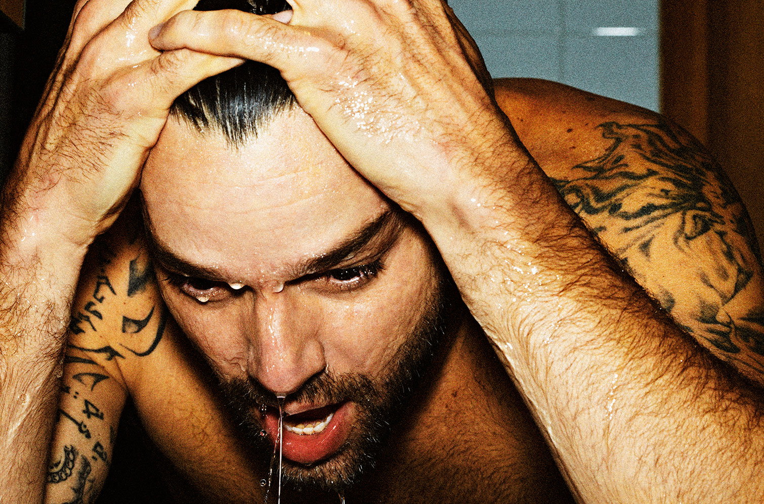 RICKY MARTIN FOR EL PAIS