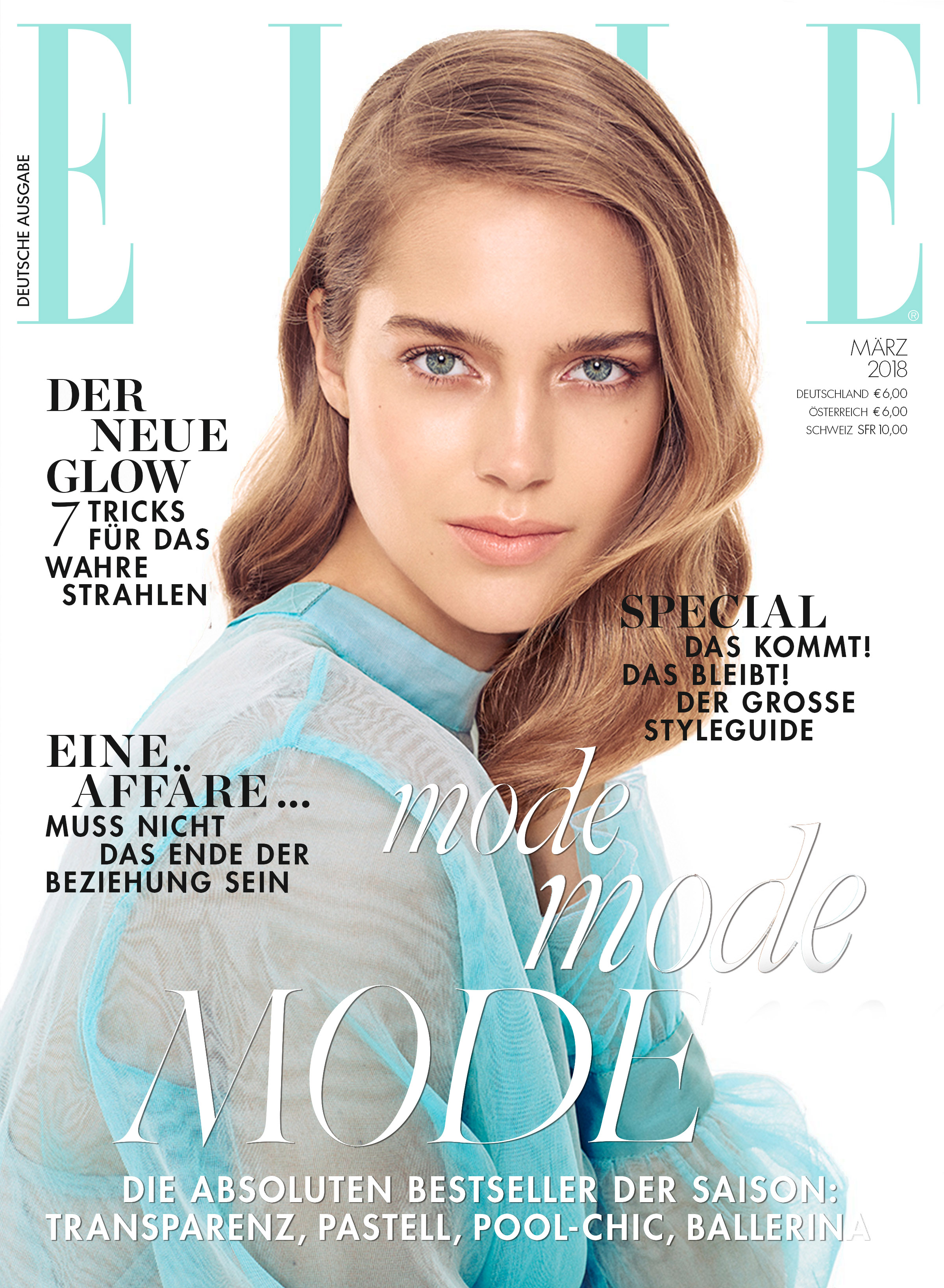 ELLE GERMANY | MARCH 2018