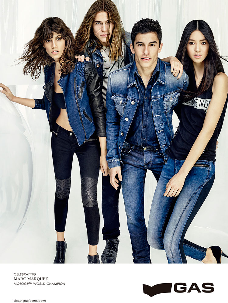 GAS JEANS SS 2015