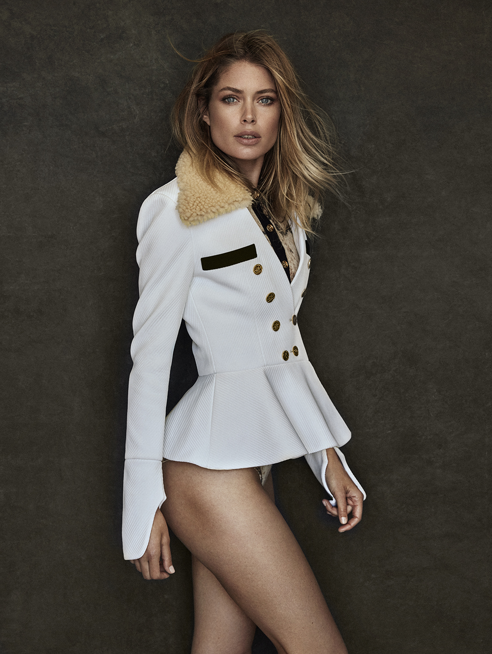 DOUTZEN KROES FOR TELVA MAGAZINE