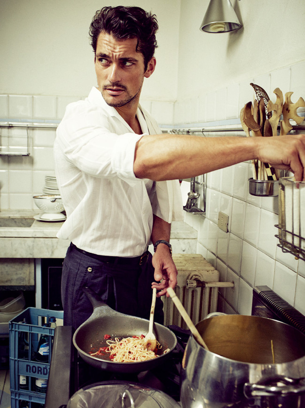 WITH DAVID GANDY